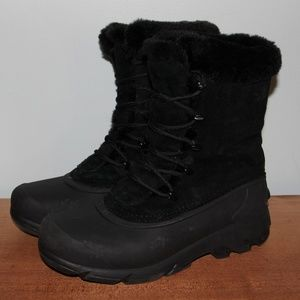 Sorel Snow Bird Insulated Winter Boots Women's 6.5